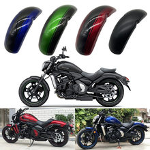 Motorcycle accessories modification ABS front tire fender suitable For Kawasaki Vulcan S 650 / SE VN650 2014-2021 Front mudguard