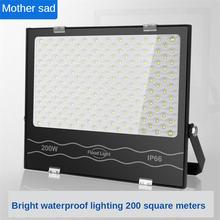 50 Вт 100 200 прожектор светильник уличный садовый Настенный