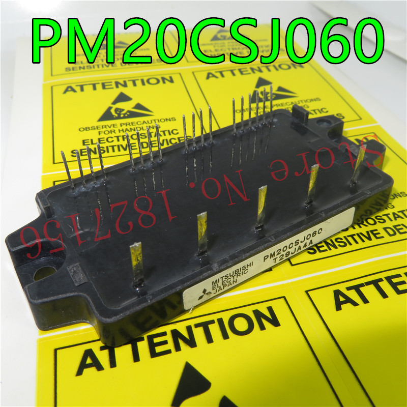 Good Quality PM20CSJ060   Intellimod Module Three Phase IGBT Inverter Output (20 Amperes/600 Volts)