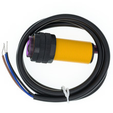 Escala fotoelétrica infravermelha da detecção do interruptor 3-80cm da proximidade do sensor da prevenção do obstáculo E18-D80NK ajustável