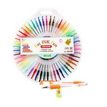 50 шт гелевая чернильная ручка резиновая для супермаркета рисования
