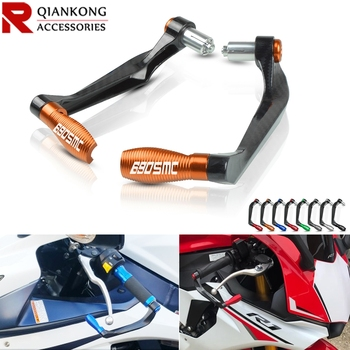 690 SMC Motorcycle accessories Universal 7/822mm Handlebar Brake Clutch Levers Protector Guard FOR KTM