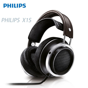 PhilipsX1S Head-mounted HiFiHeadset Game Music Online Class Learning Headset Xiaomi Apple Huawei