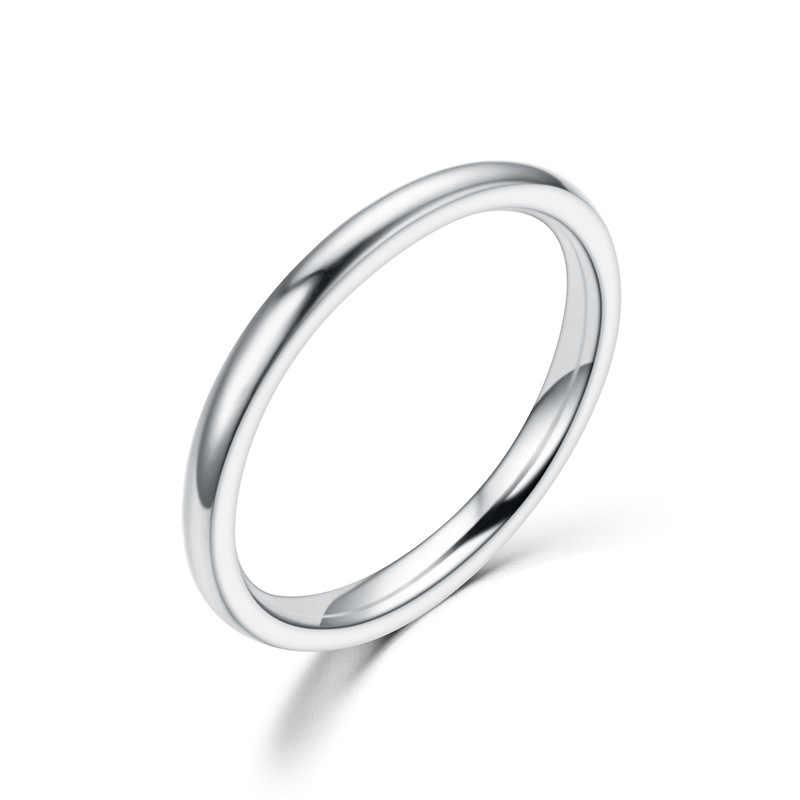 2019 ใหม่แฟชั่นแหวนคู่สแตนเลส ROCK VINTAGE King Queen แหวนผู้หญิงผู้ชาย Delicacy เครื่องประดับงานแต่งงานของขวัญ
