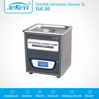 منظف الاسنان الايوني 2L الترويجية الرقمية الترا سونيك خزان للصناعة مختبر عيادة الجراحية أداة الساخن بيع TUC 20|منظفات فوق صوتية|   -