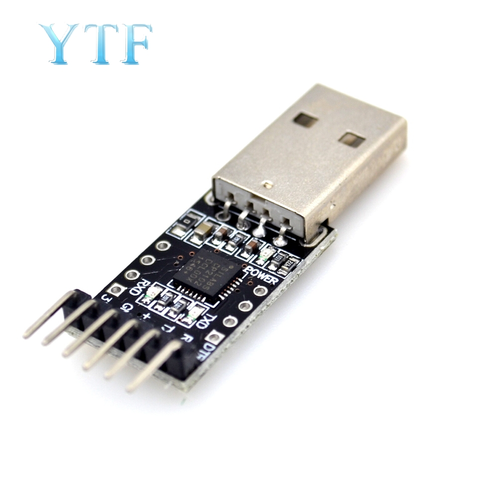 CP2102 Module USB To TTL USB To Serial UART STC Downloader Brush Board