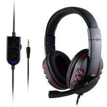 Good Quality on ear Headset Gamer Stereo Deep Bass Gaming He