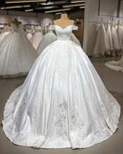 Белое свадебное платье принцессы большого размера 2020 Свадебные