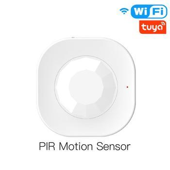 font b tuya b font smart life wifi Infrared Security Alarm PIR detector motion