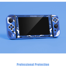 Image 2 - Dockable Case for Nintendoswitch Hard Crystal Case Nitendo Nintend Switch Accessories Carrying Shell Cover for Nintendos Switch