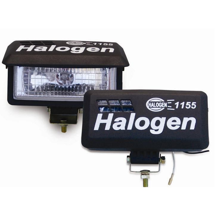 Fog Lights (H3) AVS PF-1155H White 2 PCs