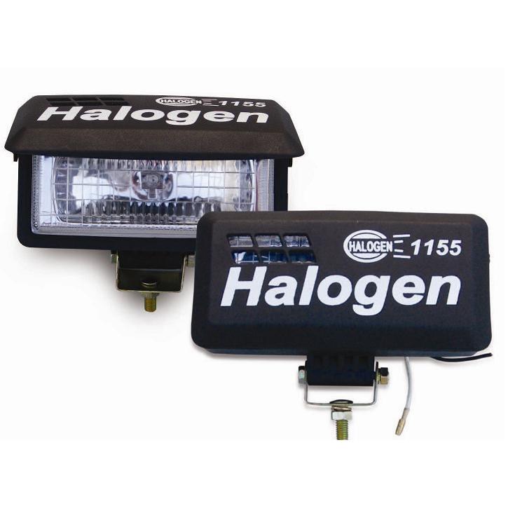 Fog Lights (H3) AVS PF-1155H White 2 PCs