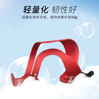Aluminium Alloy Water Bottle Holder Mountain Bike Cup Holder Equipment Bicycle Riding Motorcycle Accessory|  -
