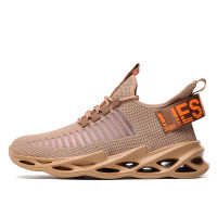 G116 Brown-Couples Sneakers Casual Breathable Comfortable Sport Running Shoes