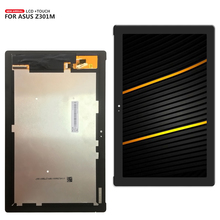 LCD For Asus-Zenpad 10 Z301M Lcd Z301ML Lcd Z301MFL ,LCD Display Digitizer Screen Touch Panel Glass Sensor Assembly Free Tools black full lcd display touch screen digitizer assembly for asus zenpad c 7 0 z170mg z170 z170cg p01y free shipping