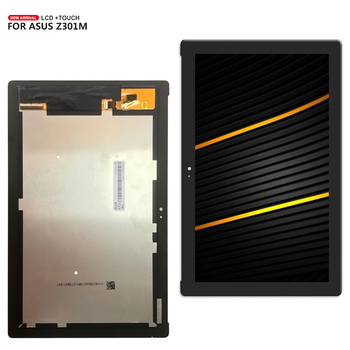 LCD For Asus-Zenpad 10 Z301M Lcd Z301ML Lcd Z301MFL ,LCD Display Digitizer Screen Touch Panel Glass Sensor Assembly Free Tools prestigio grace s5 lte psp5551 duo psp 5551 duo lcd display touch screen digitizer panel sensor lens glass assembly 5 5