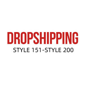 US DROPSHIP LINK KIDS STYLE 151-STYLE 200