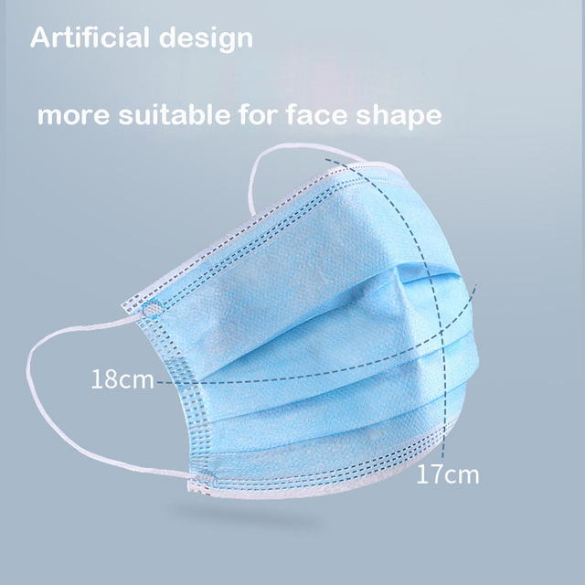 Respirators Mouth mask men women cotton dust mask mouth mask windproof mouth-muffle bacteria proof flu face masks
