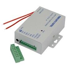 Система контроля доступа, переключатель питания постоянного тока, 3 А, переменный ток, задержка времени на входе, для дверных замков, видеодомофон, K80