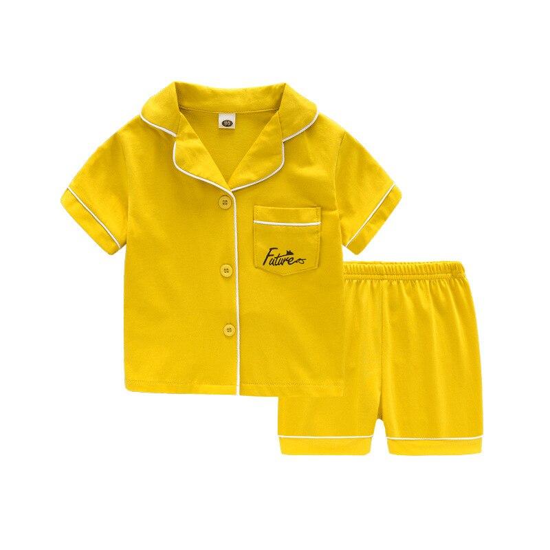 SAILEROAD 2021 New Cute Unicorn Pajamas For Girls Cartoon Animals Pyjamas For Kids Pijama Infantil Boys Sleepwear Clothes Sets 4