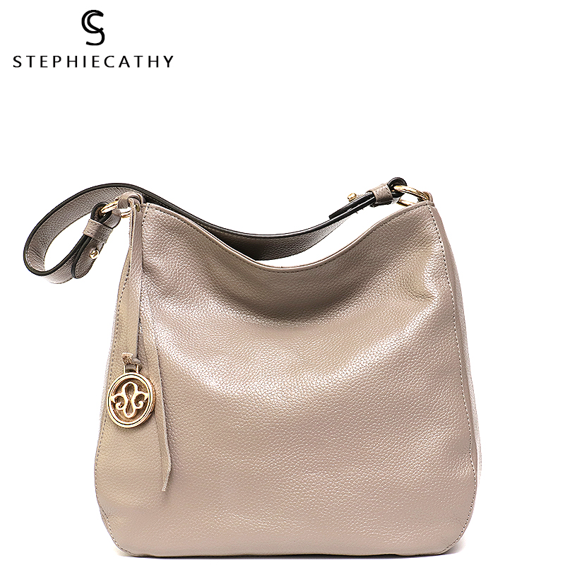 SC Real Leather Handbags Women Bags Small Genuine Leather High Quality Ladies Classic Shoulder Bag Female