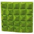 ABUI-настенная посадочная сумка  садовая Вертикальная сеялка  многокарманная настенная подвесная сумка для гостиной  сумка для выращивания  ...