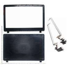 Novo para acer aspire ES1-523 ES1-532 ES1-532G ES1-533 ES1-572 tampa traseira caso superior portátil lcd capa traseira/lcd moldura capa/lcd dobradiças
