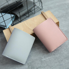 2020 Fashion Cute Women Wallet For Credit Cards Small Leathe