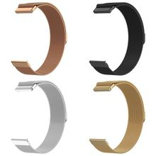 Smart Watch Band Wrist Watchband Fashion Milanese Stainless Steel Replacement Magnetic Strap for Huawei GT/Honor