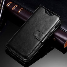 Luxury Flip Mobile Phone Case for Vernee Mix 2 Coque Wallet Leather Stand Cover Fundas(China)