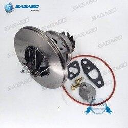 CT26 turbo CHRA rdzeń wkładu turbiny 17201-17040 turbosprężarka do Toyota Landcruiser 100 4.2 L 1HD-FTE 204 km 2002-2003