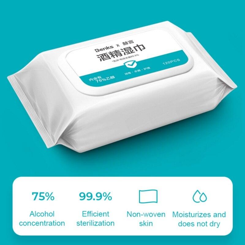 75% спиртовые салфетки дезинфекция стерилизация портативные салфетки Антибактериальная Чистка дома, офиса, путешествия спиртовые салфетки ...
