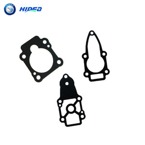 Hidea Water pump repair gasket kit for 9.8F 2stroke 9.8HP and Outboard Engine Spare Parts(China)