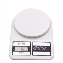 Gram Scale Digital Kitchen Scale 10Kg/1g Baking Said Electronic Scale High Precision Wire Drawing Plane Electronic Scale(China)