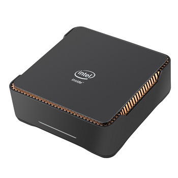 GK3V Windows10 MINI PC Gemini lake  J4125 Quad Core WIFI Pocket PC Bluetooth AGV HDMI 4K HD 8G 128G/256G/512G/1T  USB3.0*2