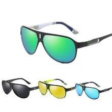 DUBERY поляризованные солнцезащитные очки рыбалка кемпинг походные солнцезащитные очки мужские солнцезащитные очки для мужчин Ретро Дешевые Роскошные брендовые дизайнерские