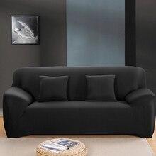 Elastic Sofa Cover Cotton All inclusive Stretch Slipcover Couch Cover Sofa Towel Sofa Cover for Living Room copridivano 1pc