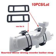 Support pour rétroviseur et fixation de tachymètre pour voiture, 10 pièces/lot, Support pour caméra DVR, montage, livraison gratuite, offre spéciale