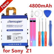 chensuper LIS1525ERPC For sony Xperia Z1 L39H C6902 C6903 Battery High Quality R