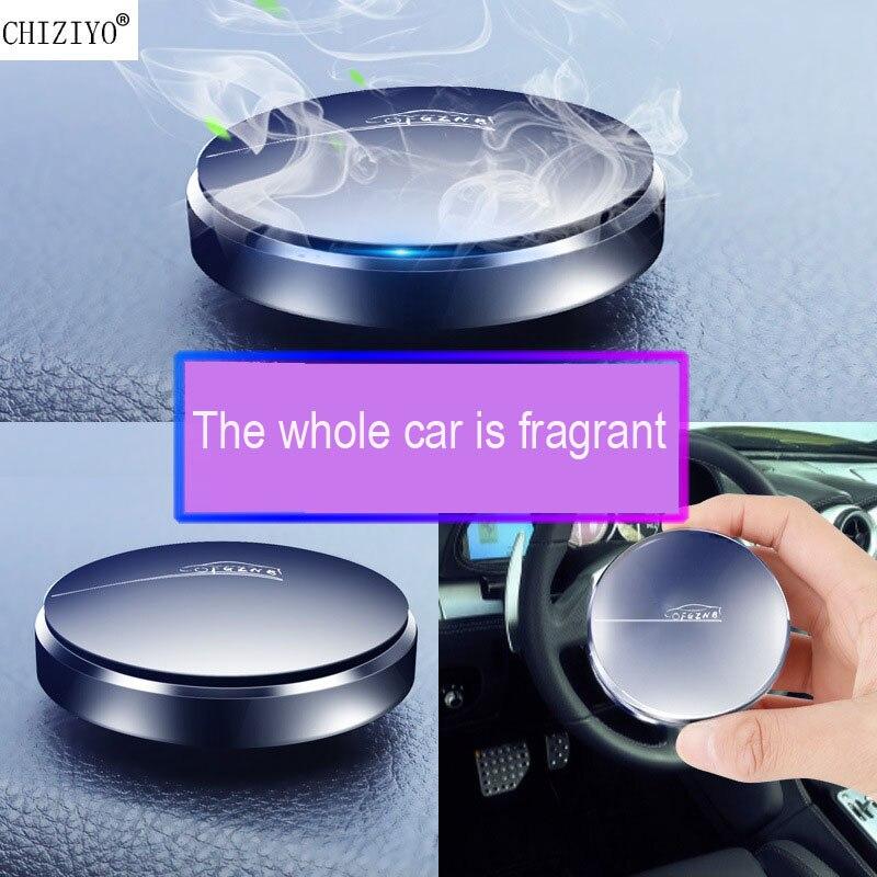 Car-styling Flavor Car Solid Perfume UFO Shape Scent Decor Car Air Freshener Auto Saucer Balm Aromatherapy Pakistan