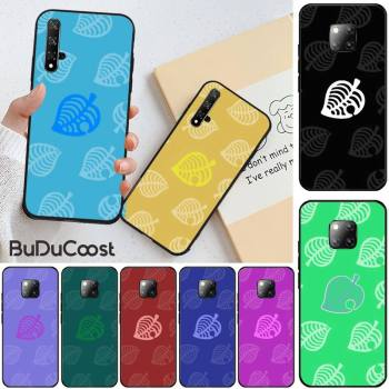 Riccu Animal Crossing New Hori Riddle Phone Case For Huawei Honor 8X 9 10 20 Lite 7A 8A 5A 7C 10i 20i 9X play 8C image