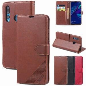Чехол для Huawei Honor 10 Lite Honor 20 Pro, чехол, роскошный кожаный кошелек, флип-чехол для телефона Honor 10i 20i 9i, защитный чехол