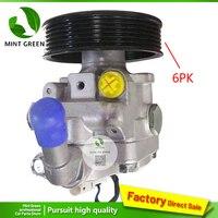 6pk Servolenkung Pumpe Mit Pulley Für Subaru Forester 2 5 L 2011 2012 2013 34430SC010 34430-SC010 34430SC011 34430-SC011