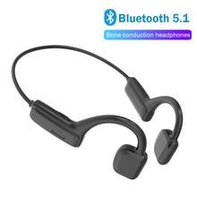G1 наушники с костной проводимостью Bluetooth 5,1, Беспроводные водонепроницаемые наушники, открытый крючок, светильник, вес, не в ухо, спортивные ...