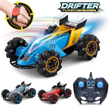 2020 latest rc car watch remote control induction universal wheel radio remote control drift car racing 2.4GHz children toys