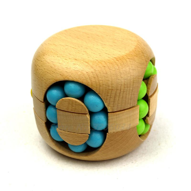 Wooden Puzzle Kids Memory Brain Teaser Toy Intelligent China  Lock Hamburg Rubi Kid's Magic Cube Jigsaw Puzzle Beech Wood Gifts