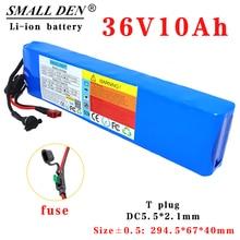 36 В 18650 литиевая батарея puck 10S3P 600 Вт или меньше, подходит для скутера E Twow scooter m365 pro ebike, резервный источник питания
