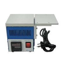 Honton 800 Вт Φ нагревательная пластина с постоянной температурой и охлаждающей алюминиевой пластиной