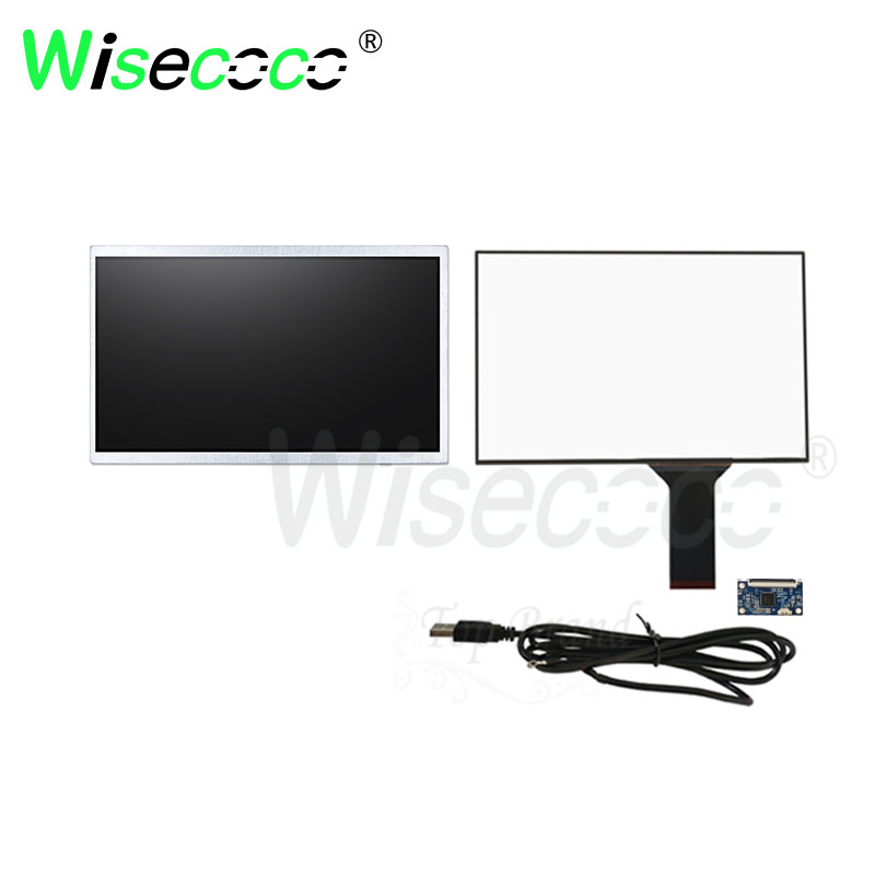 10.1 inch touch screen1024*600 for <font><b>Orange</b></font> Raspberry <font><b>Pi</b></font> <font><b>3</b></font> and laptop display and automotive display with VGA HDMI driver <font><b>board</b></font> image