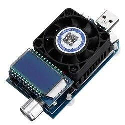 Kz25 25W 4A Usb inteligentne obciążenie wyzwalacza woltomierz szybkiego ładowania w Adaptery AC/DC od Elektronika użytkowa na